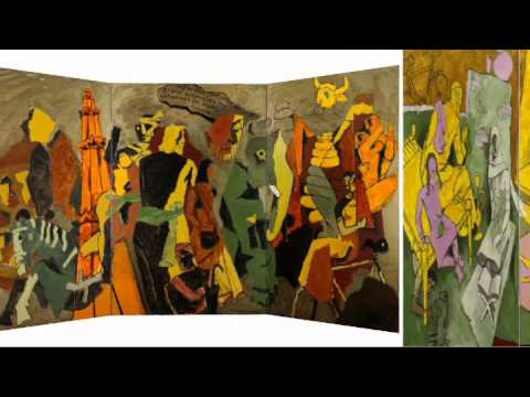 M.F. Husain: Master of Modern Indian Painting