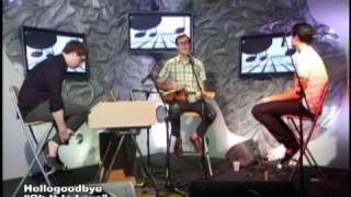 """Hellogoodbye performs """"Oh It Is Love"""""""