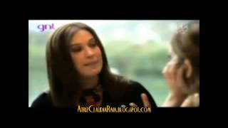 Claudia Raia - Programa Viva Voz