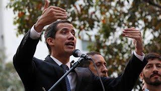 Venezuela: Guaidó von politischen Ämtern ausgeschlossen
