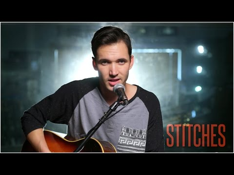 Stitches - Shawn Mendes   Acoustic Cover by Corey Gray