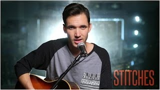 Stitches - Shawn Mendes  (Official Music Video) Acoustic Cover by Corey Gray