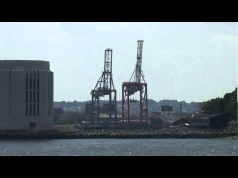 Sefco Export - New York ports - harbor views - Series B, 1e
