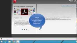 TURKTRUST PDF Dosyalarında E-İmza Kullanımı