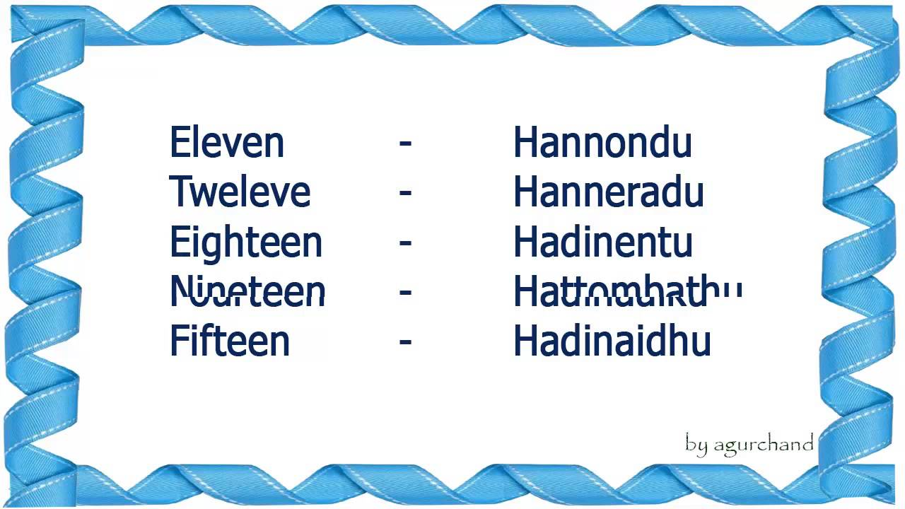 Learn Kannada in 30 Days Through English - Google Books