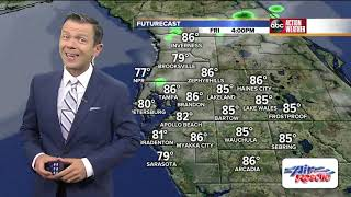 Florida's Most Accurate Forecast with Greg Dee on Friday, February 22, 2019