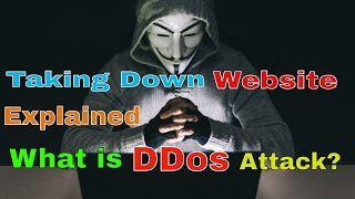 what is ddos attack in hindi