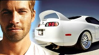 My Epic Paul Walker Tribute: Fast & Furious 2016! Brian O'Connor's Best & Funny Moments Diesel Time