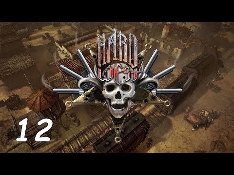 Hard West #12 | Reverend Ashmore retten - Let's Play Hard West |