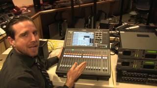Yamaha QL1 Training Video (Full Intro)