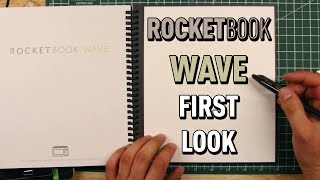 Rocketbook Wave First Look