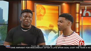 Former TU Football Players Become YouTube Famous