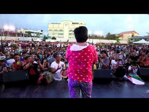 Metro Manila Pride march 2017 with Nora Aunor