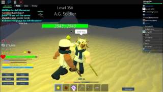 Light can E AG soldier??? | Roblox
