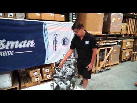 Engine Re Powering 101 - Craftsman Engines by All Marine Spares