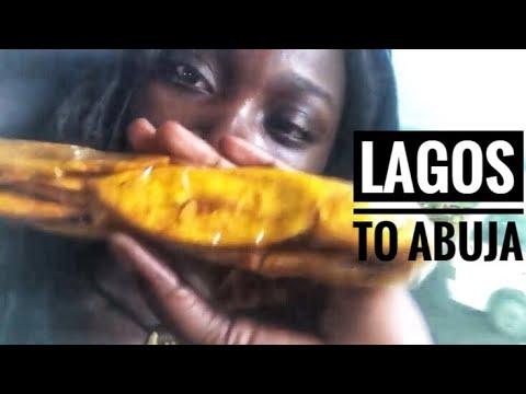 TRAVEL VLOG 2: TRIP TO NIGERIA| LAGOS-ABUJA| AMALA| ZUMA ROCK | JOLLOF RICE