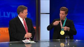 Olympic Gold Medalist Shaun White on  his Epic Winter Olympics Come Back