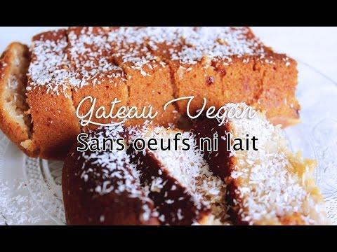 recette-facile-vegan-|-gateau-sans-oeufs-ni-lait-!