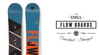 Flow Chill Snowboard 2015-16