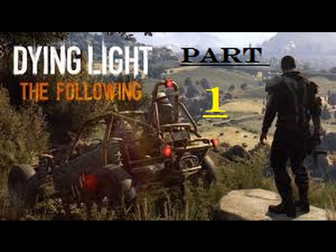"""""""Escaping From Harran"""" (Dying Light)"""