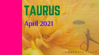 Taurus Monthly Tarot April 6th-30th, 2021-Couples, Singles and  Career Spreads (Timestamped)