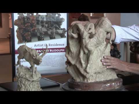 Artist Interview with Jeffrey Burnham Rudolph