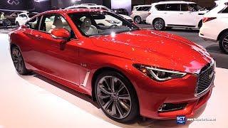 2018 Infiniti QX60 S - Exterior and Interior Walkaround - 2018 Chicago Auto Show