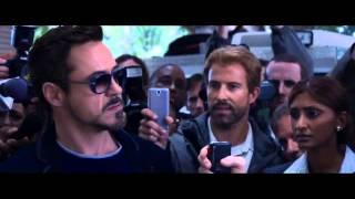 «Железныйчеловек 3» Трейлер на Русском Фильм о фильме