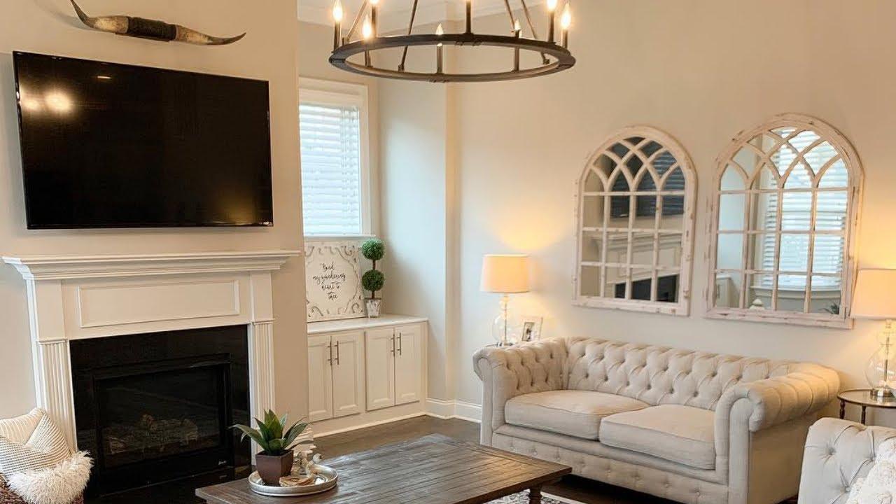 Charming Simple Calm and Relaxed Modern Farmhouse Decor