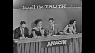 To Tell the Truth - Wilma Rudolph, Olympic runner; PANEL: Betty White, Johnny Carson (Dec 5, 1960)