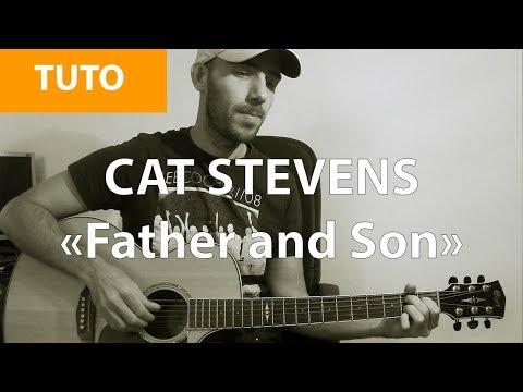 Father And Son - Cat Stevens / Yusuf Islam - Tab & Tuto Guitare