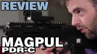 Magpul PDR-C Shooting Test and Review - EpicAirsoftHD