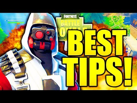 HOW TO WIN ALL FIGHTS FORTNITE TIPS SEASON 6! HOW TO GET BETTER AT FORTNITE PRO TIPS SEASON 6!