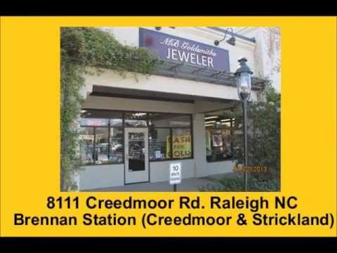 Jewelry Store Raleigh NC | (919) 792-9545