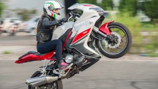 #1 Introduction - Test Ride Benelli 302r