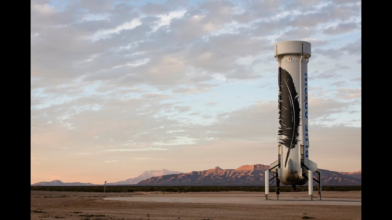 Historic Rocket Landing - YouTube