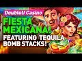 Fiesta Mexicana on DUC! Tequila Bomb Stacks Will Get You Dancing!