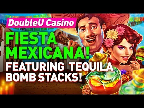 Fiesta Mexicana on DUC! Tequila Bomb Stacks Will Get You Dancing! - 동영상