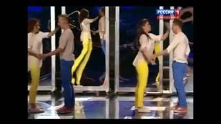 Большие танцы Казань. Танец 2. 27.04.2013)
