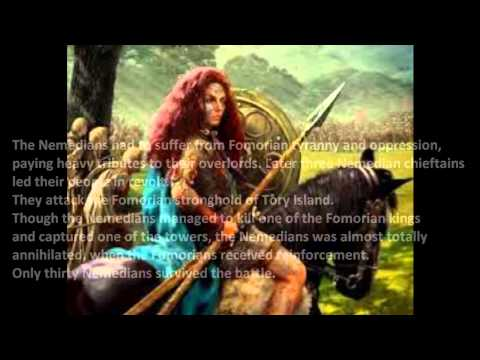 "LEABHAR GABHALA ""Book of Invasions"" Eire"