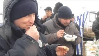 Встреча копарей Мордовии на рыбалке