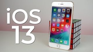 Will the iPhone 6 get iOS 13?