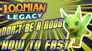 DON'T BE A NOOB AT LOOMIAN LEGACY | Loomian Legacy || Roblox