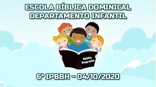 EBD - Departamento Infantil - Laureny Stofel - 04/10/2020