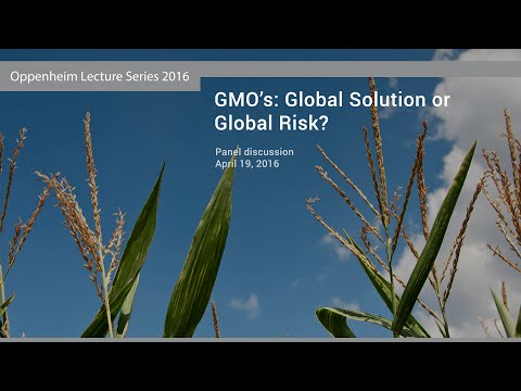 GMOS: Global Solution or Global Risk?