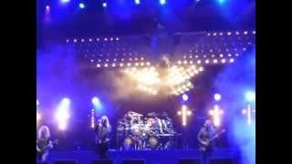 Saxon,Crusader 12.7.2013. Bang Your Head