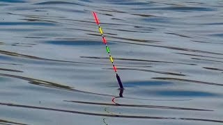 Ловля карася на поплавок! СВЕРХУЛОВИСТАЯ ПОПЛАВОЧНАЯ УДОЧКА с мормышкой не оставляет рыбе шансов!