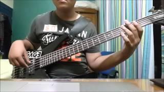 incognito still a friend of mine bass cover felixmp
