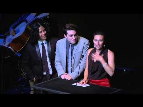 The Ovation Awards 2015  Acting Ensemble of a Musical