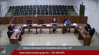 Câmara Municipal de Colina - 16ª Sessão Extraordinária 22/09/2021